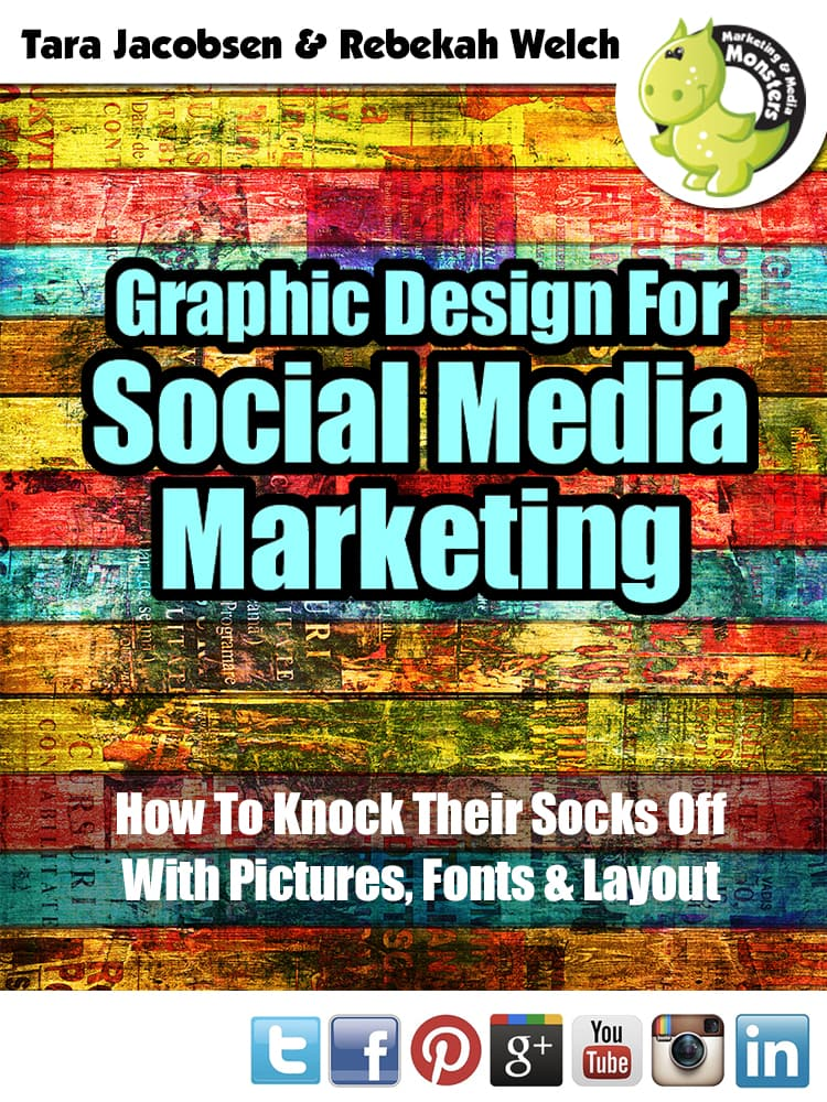 Graphic Design For Social Media Marketing Ebook