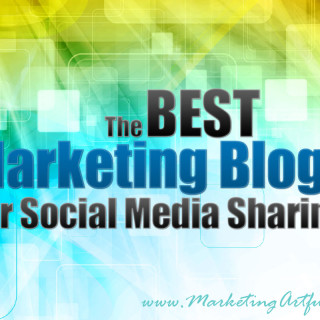 The Best Marketing Blogs For Social Media Sharing