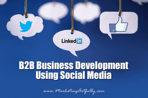 B2B Business Development Using Social Media