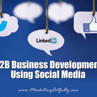 B2B Business Development Using Social Media