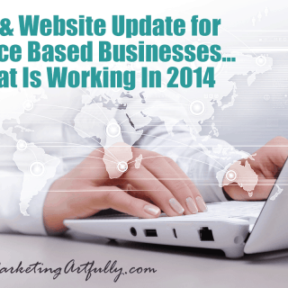 SEO and Website Update for Service Based Businesses | What Is Working In 2014