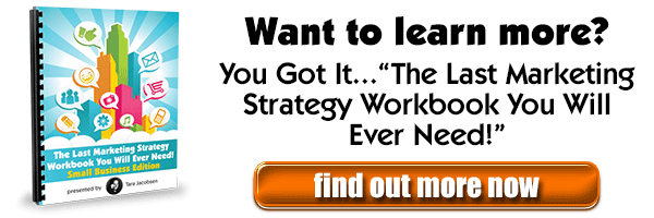 The Last Marketing Strategy Workbook You Will Need EVER!
