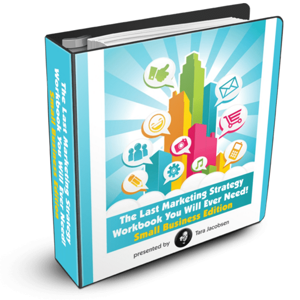 Marketing Strategy Workbook - Marketing Artfully