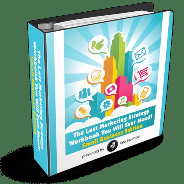 Marketing Strategy Workbook - Marketing Artfully