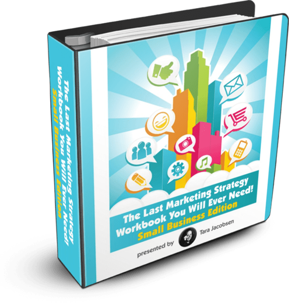 The Last Marketing Strategy Workbook - Marketing Artfully
