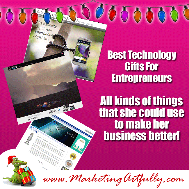 Best Technology Presents for Entrepreneurs