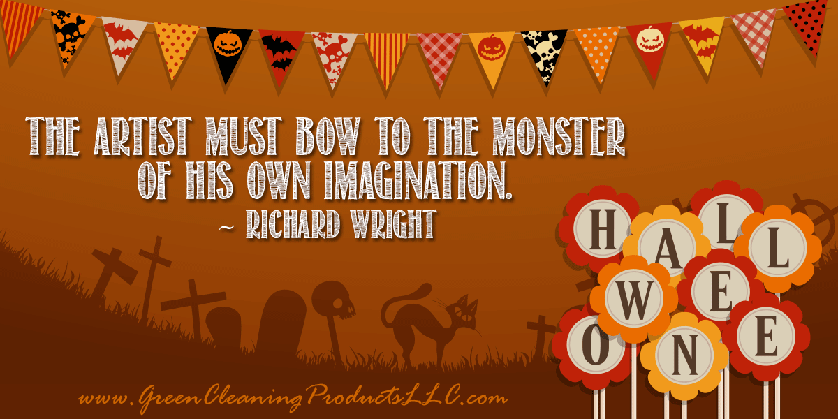 The artist must bow to the monster of his own imagination. ~ Richard Wright