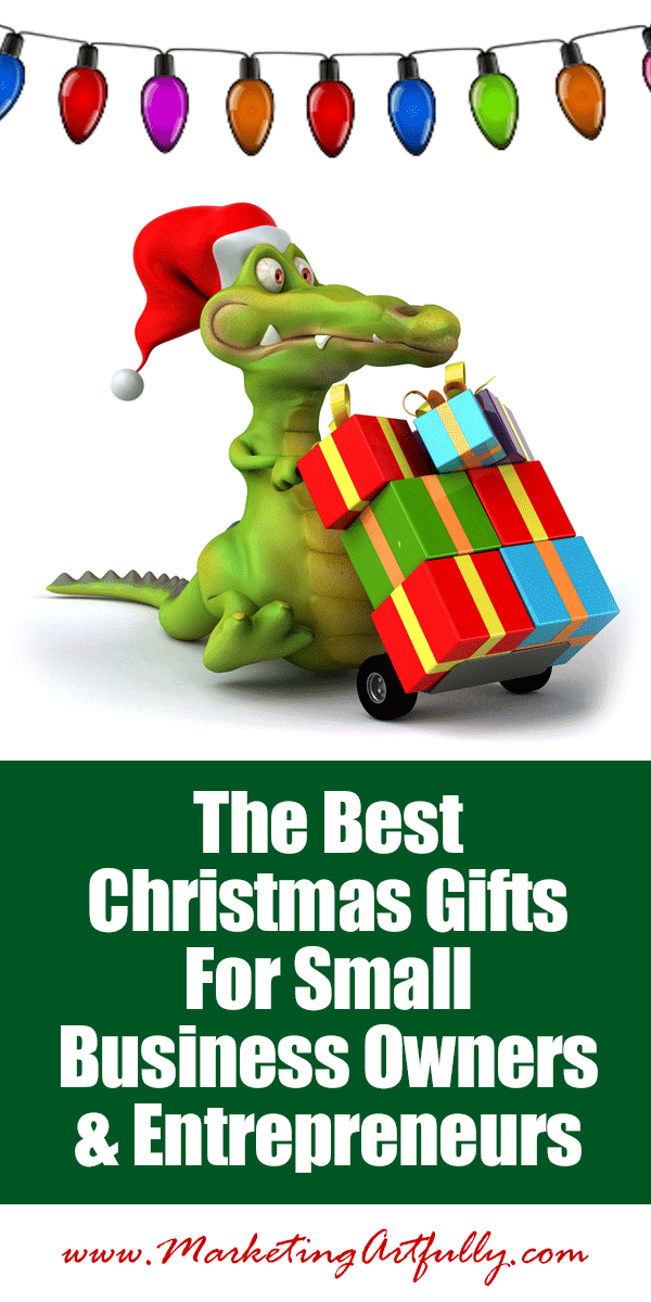 The Best Christmas Gifts For Entrepreneurs And Small Business Owners