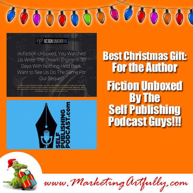 Best Christmas Presents For Authors