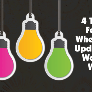 4 Things To Focus On When You Are Updating Your WordPress Website | Website Design