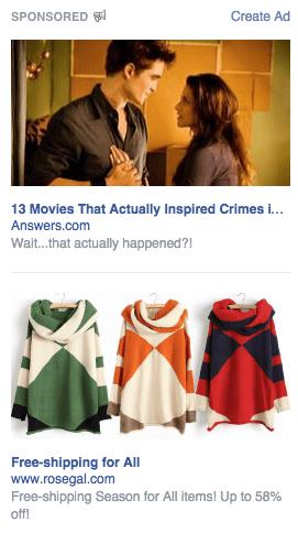 Facebook Marketing Posts