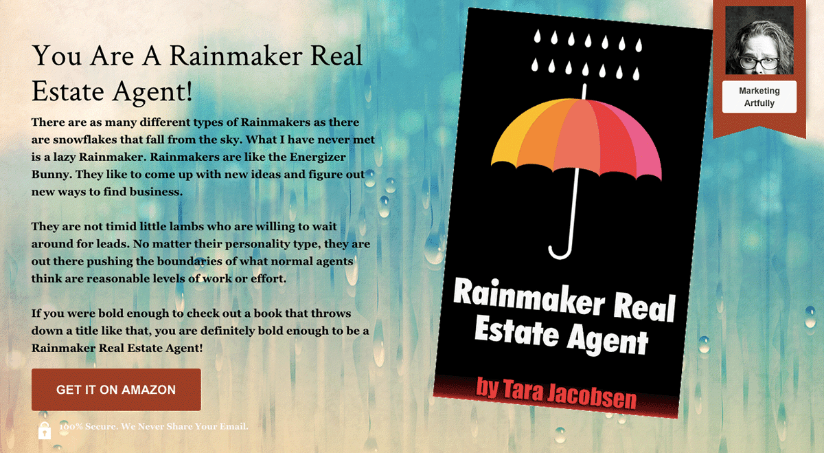 Rainmaker Realtor | Marketing For Listing Agents