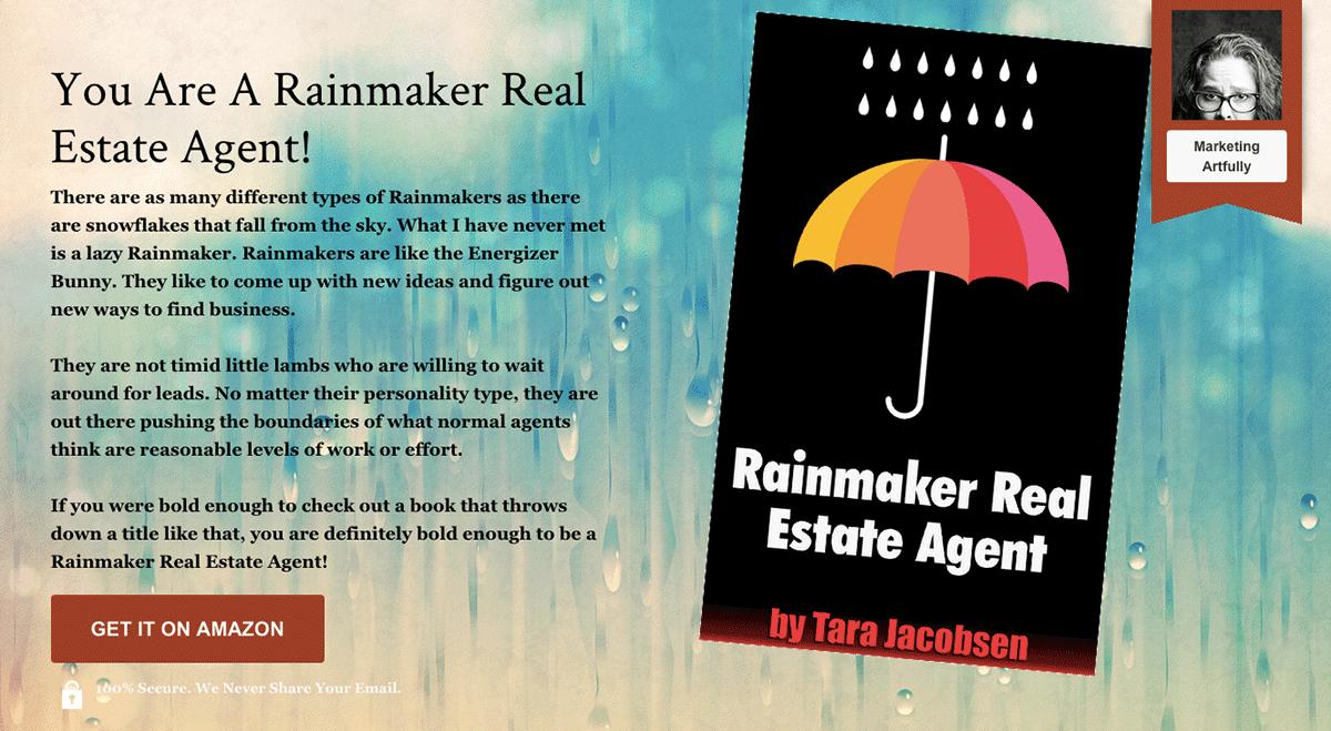 Rainmaker Realtor   Marketing For Listing Agents