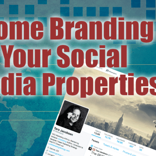 Awesome Branding For Your Social Media Properties