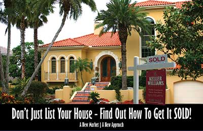 Don't just list your house, get it sold