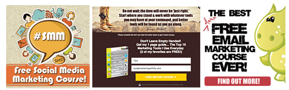 Free offer examples