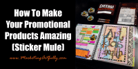 How To Make Amazing Promotional Products