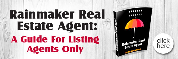 Rainmaker Real Estate Agent - For Listing Agents Only