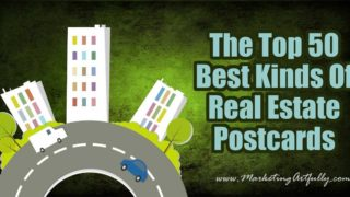 The Top 50 Best Kinds Of Real Estate Postcards | Real Estate Marketing (Updated 2019)