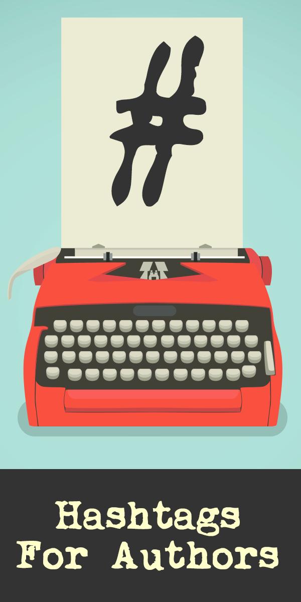 Hashtags For Authors - Author Marketing