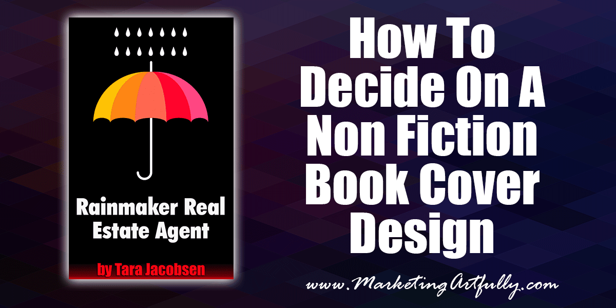 Non Fiction Book Cover Design : How to decide on a non fiction book cover design