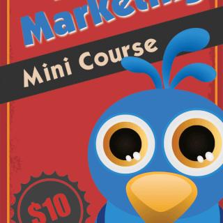 Terrific Twitter Event Marketing Mini Course