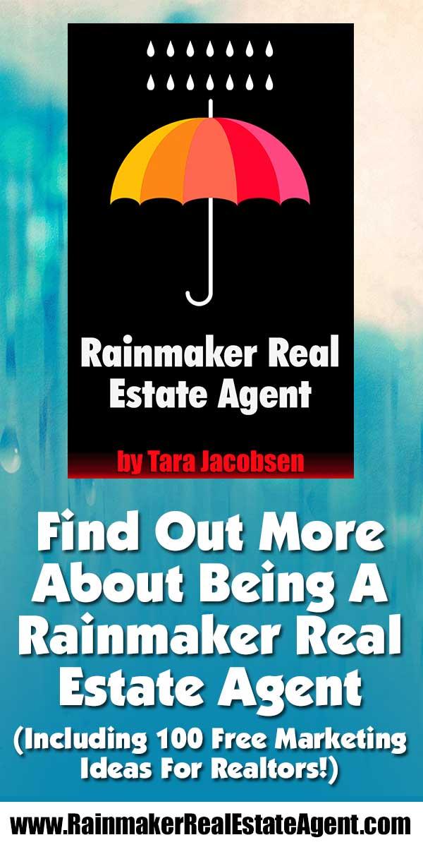 Rainmaker Real Estate Agent