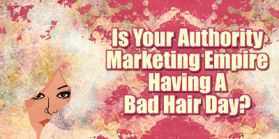 Authority Marketing Bad Hair Day - Wide