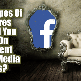 What Types Of Pictures Should You Use On Social Media Sites?
