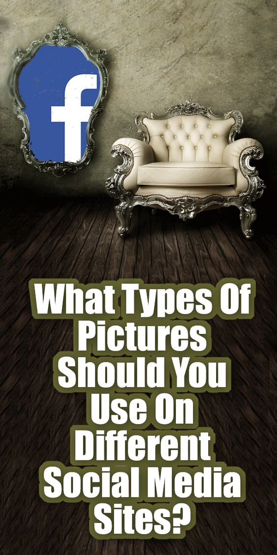 What Types Of Pictures Should You Use On Social Media Sites? I have done some (very) non-technical studies to find out what gets the best reaction across the social media sites. This is going to be a rather long post that talks about picture strategy and also what is working now.