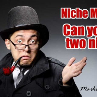 Niche Marketing - Can You Have Two Niches?