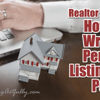 Real Estate Marketing - How To Write A Perfect Listing Blog Post