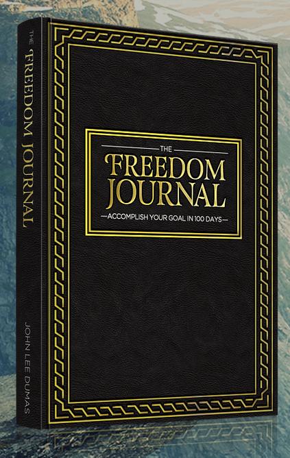 The Freedom Journal - John Lee Dumas