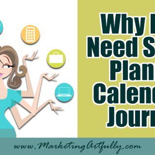 Why Do We Need So Many Planners, Calendars and Journals?
