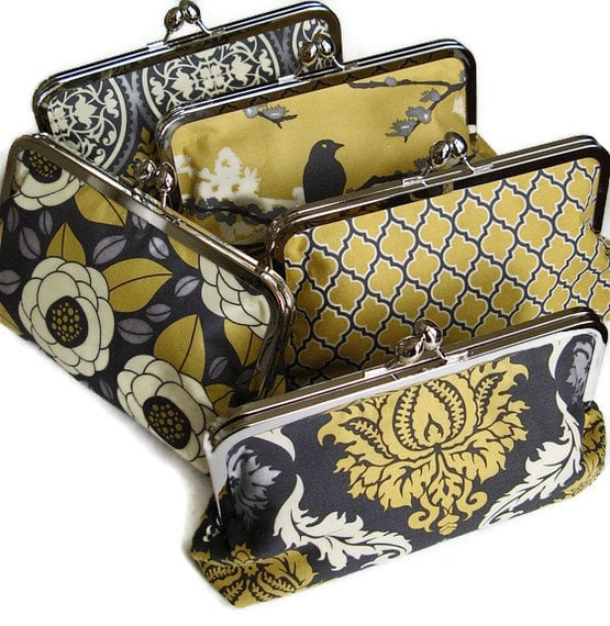 Bridesmaids Gifts Clutches - Product Photography
