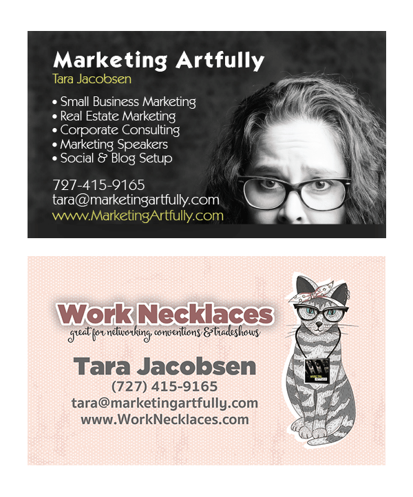 Multiple Business Card Examples
