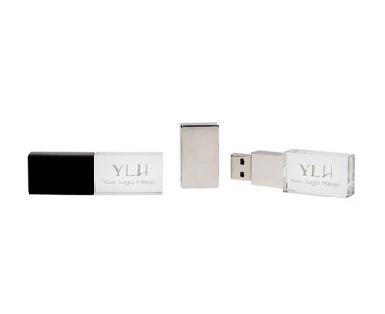 Crystal Flash Drives - Corporate Gifts