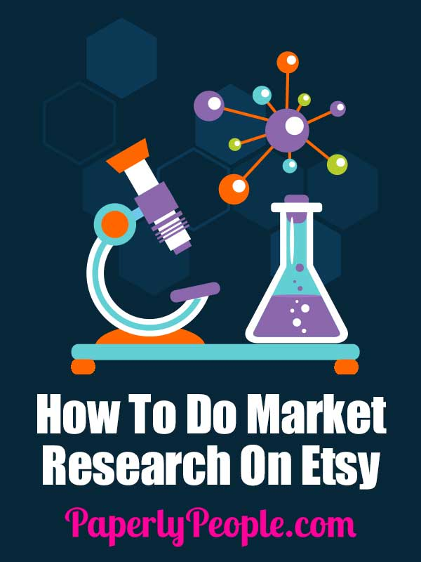 How To Do Etsy Market Research - Course