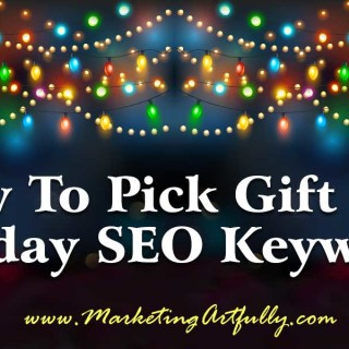 How To Pick Gift and Holiday Keywords | Etsy SEO
