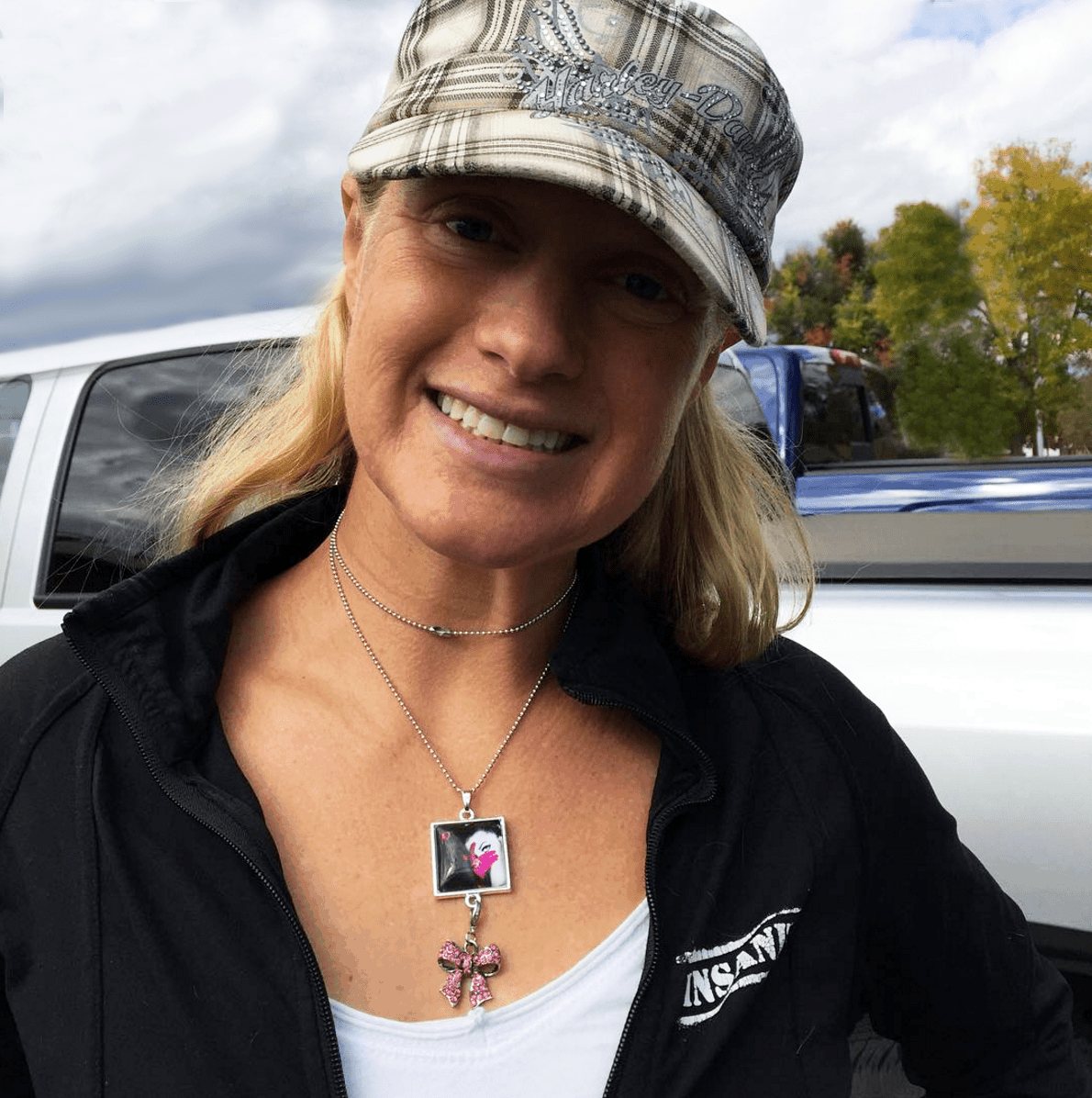 Kirsten Blingy Necklace