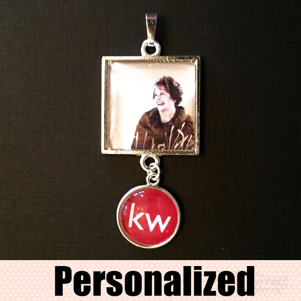 Personalized Charm Pendant - Corporate Gifts