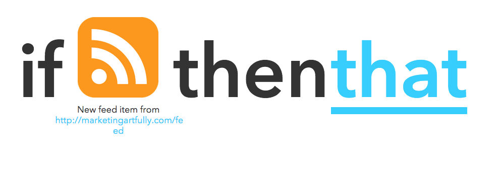IFTTT Adding The That