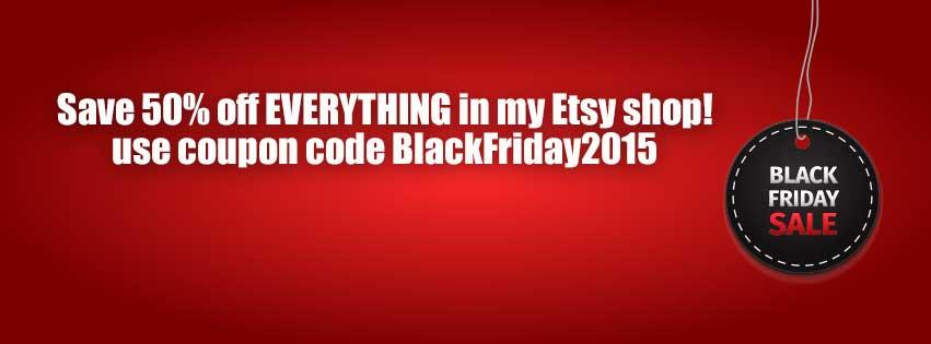 Black Friday Facebook Banner