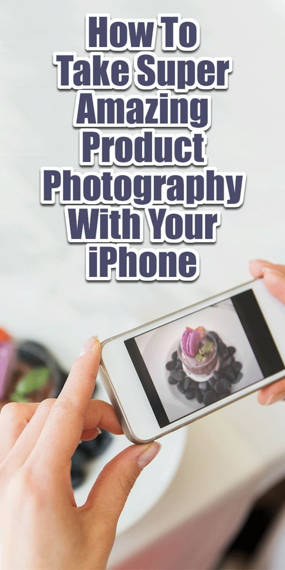 How To Take Super Amazing Product Photography With Your iPhone... Do you need to use a fancy camera or can you do it with your iPhone. Thus far the only thing I don't like that much about the iPhone is that I can't take those fancy pictures that blur as they go back farther, but everything else is spot on!