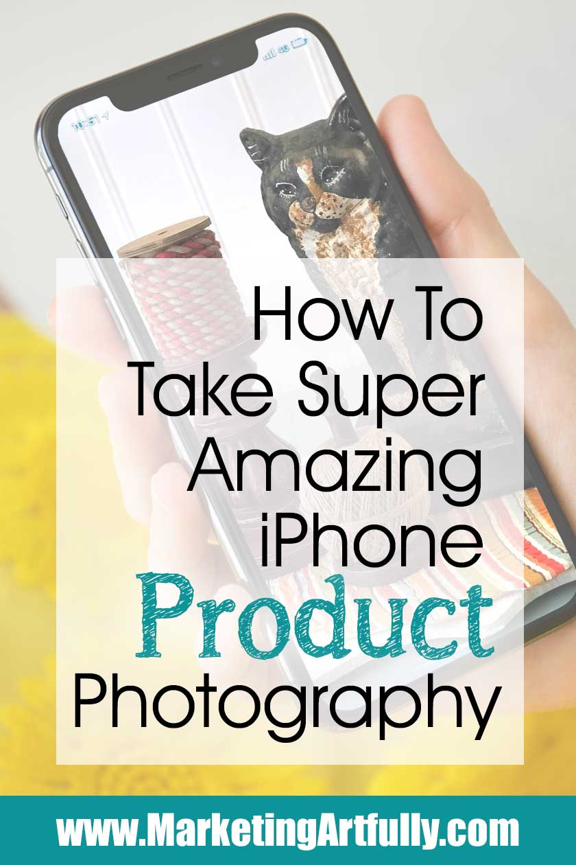 Tips and ideas for how to take better photos for your Etsy or Shopify stores! DIY inspiration for lighting, styling and backdrops.
