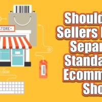 Should Etsy Sellers Have A Separate, Standalone Ecommerce Shop