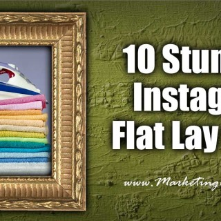 10 Stunning Instagram Flat Lay Photo Posts