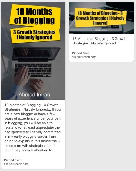 A really good pinterest marketing pin for dave!