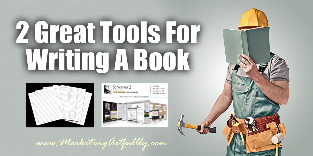 Two Great Tools For Writing A Book