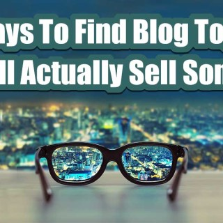 4 Ways To Find Blog Topics That Will Actually Sell Something